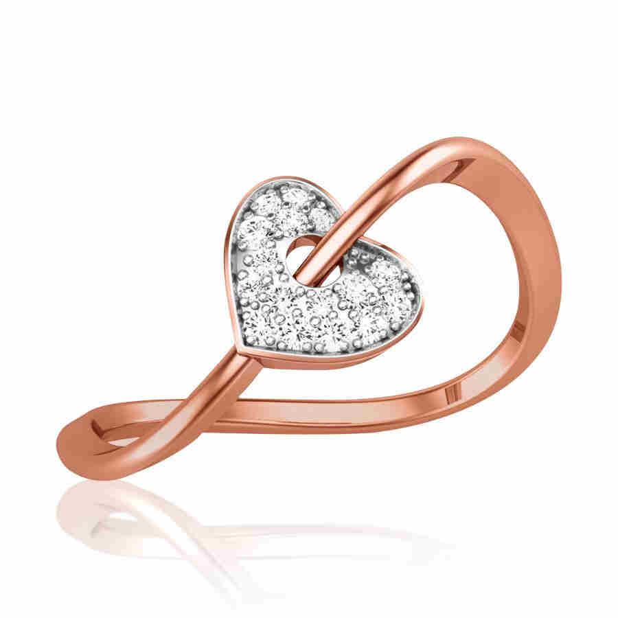 Terrain Diamond Ring