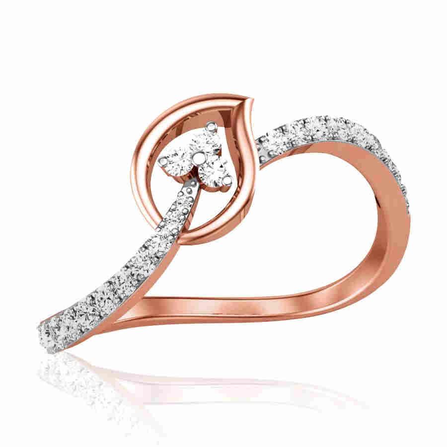 Colisium Diamond Ring
