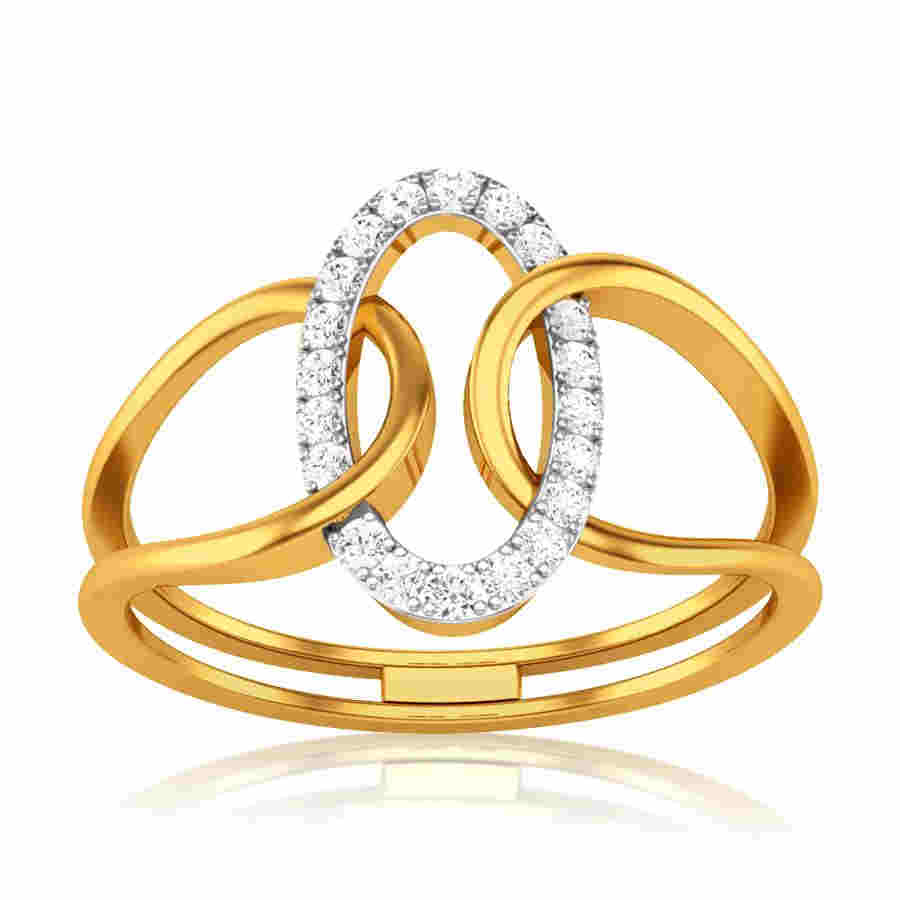 Candere Diamond Ring