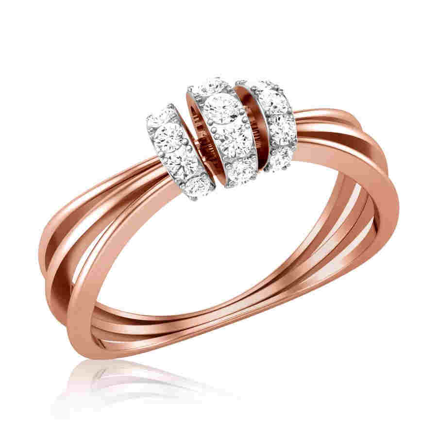Nina Diamond Ring