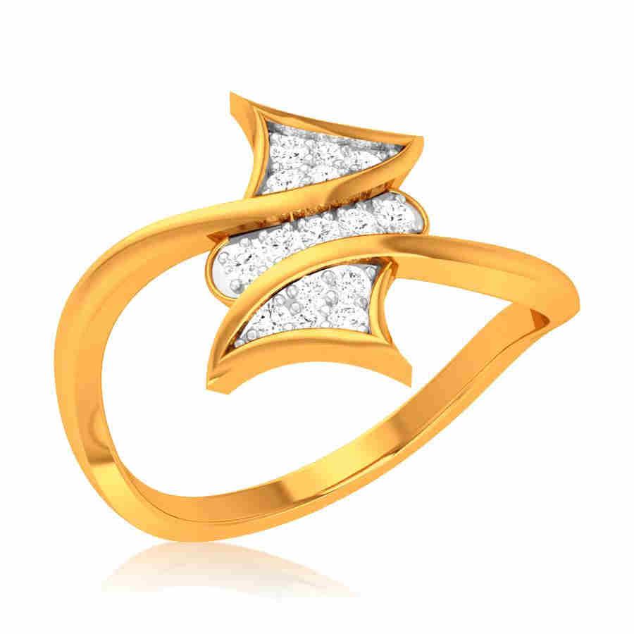 Elegance Diamond Ring