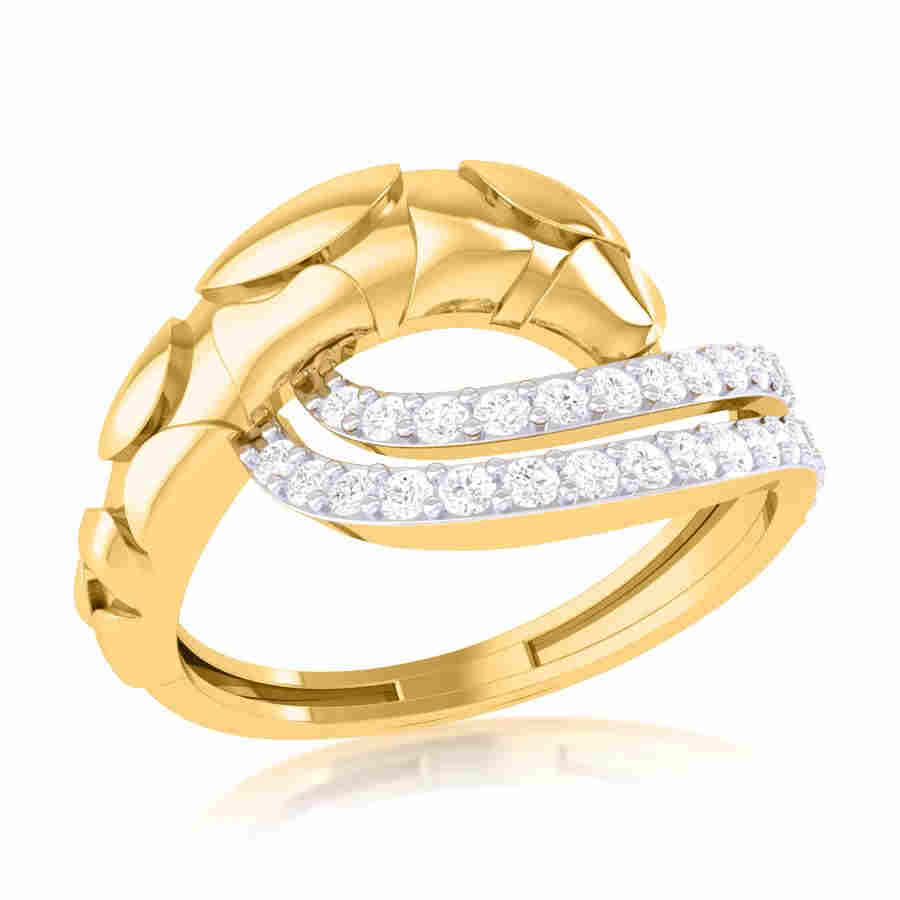 Cluster Miracle Diamond Ring