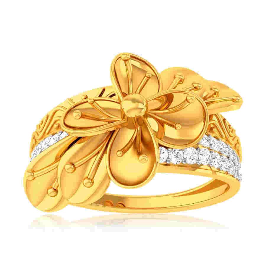 Maisai Diamond Ring