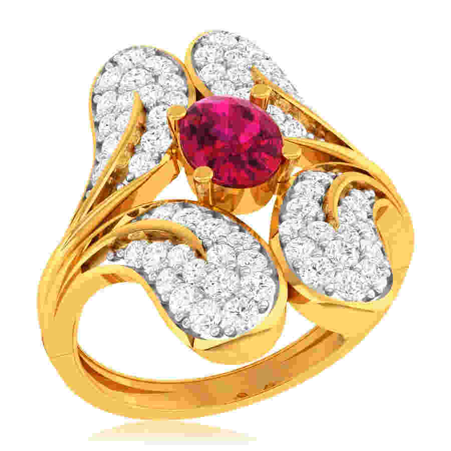 Aayushi Diamond Ring