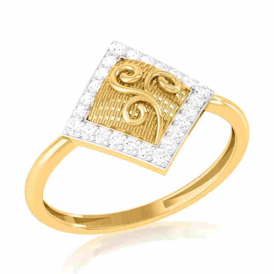 Designer Juhi Diamond Ring