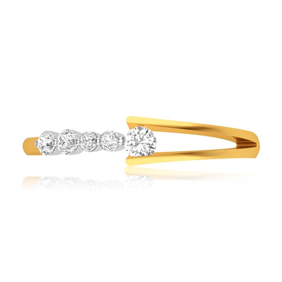 Fancy Aaruhi Diamond Ring