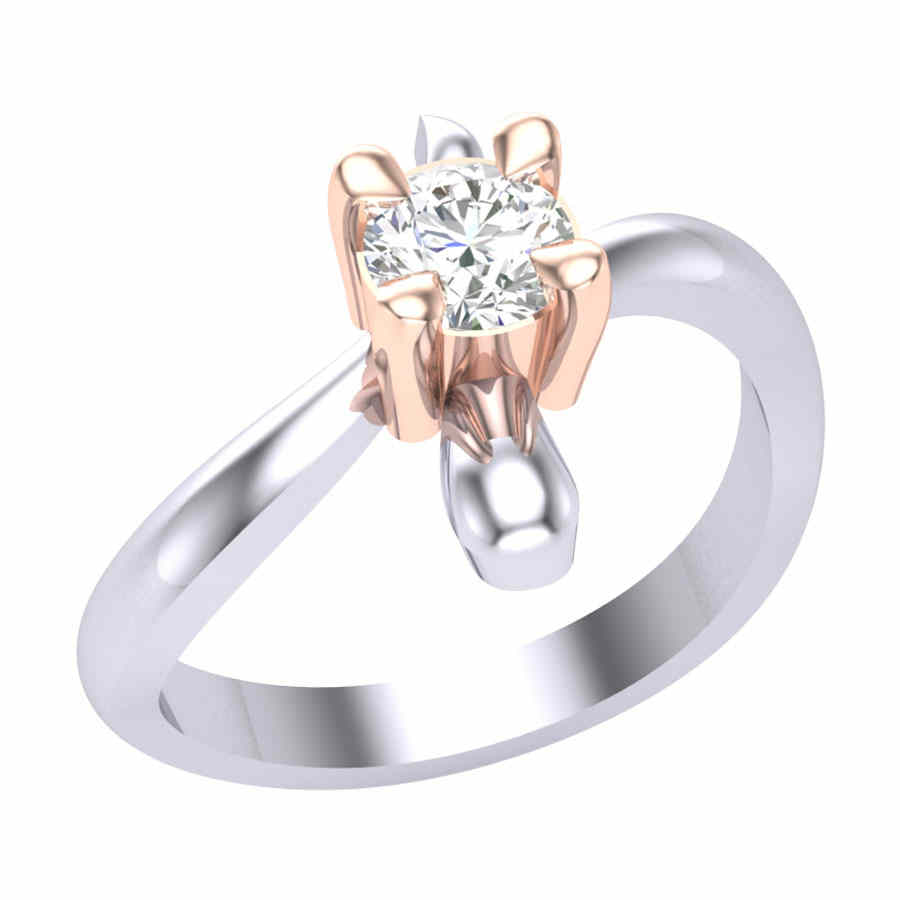 Marvel Diamond Ring