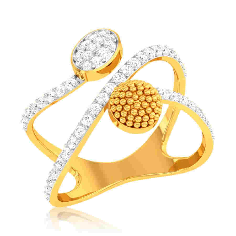 Glitz Diamond Ring