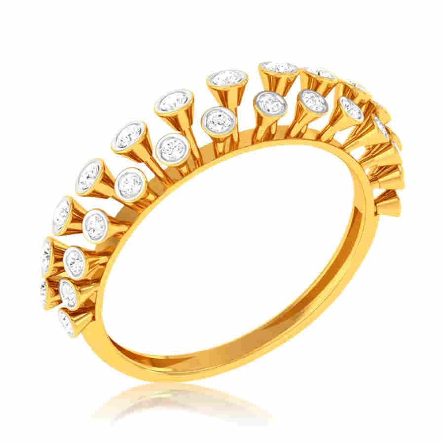Ragi Diamond Ring