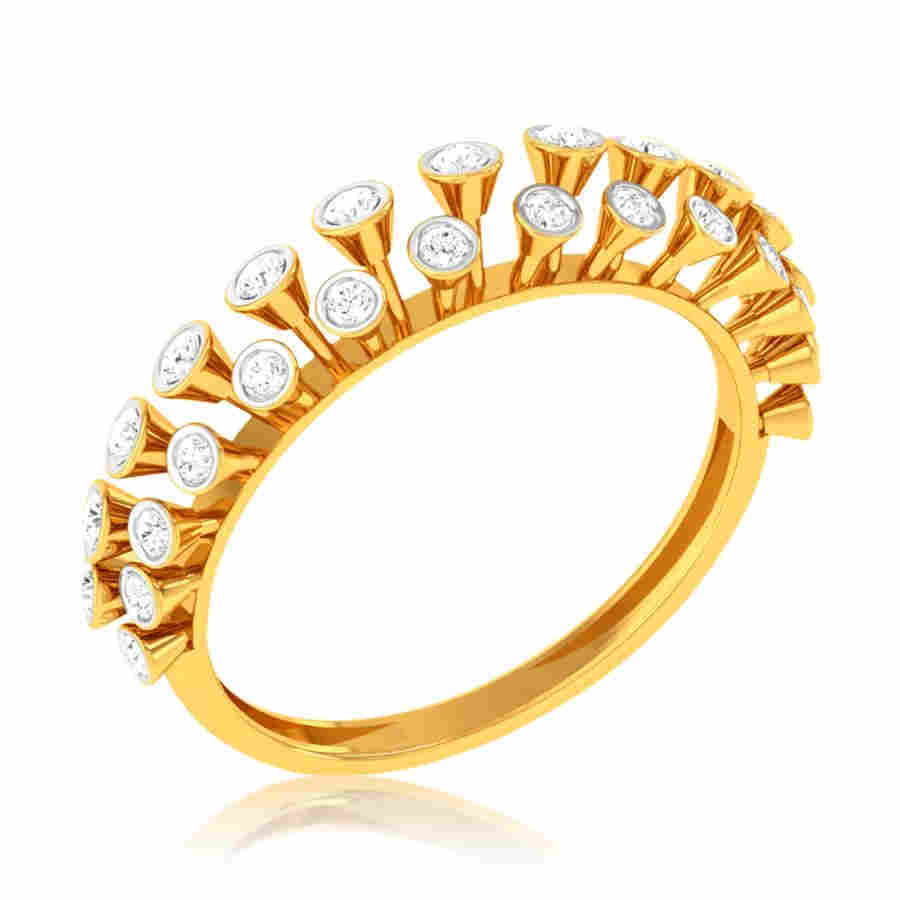Ragi Diamond Ring