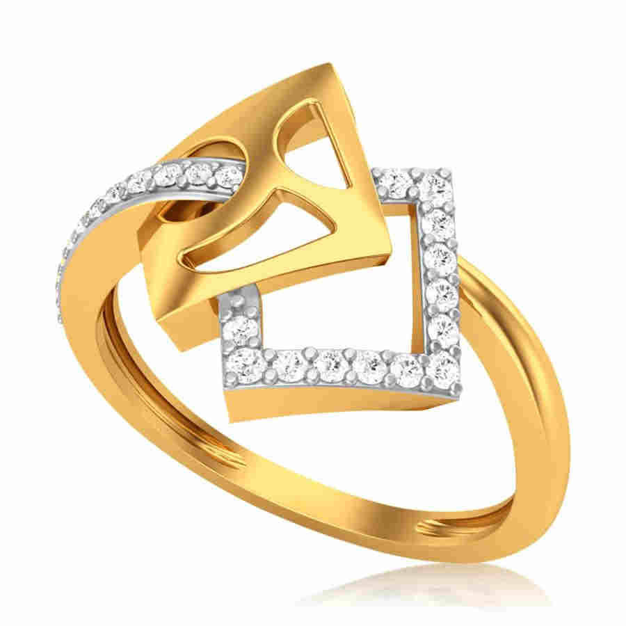 Simmi Diamond Ring