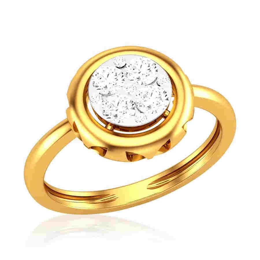 Jager Diamond Ring