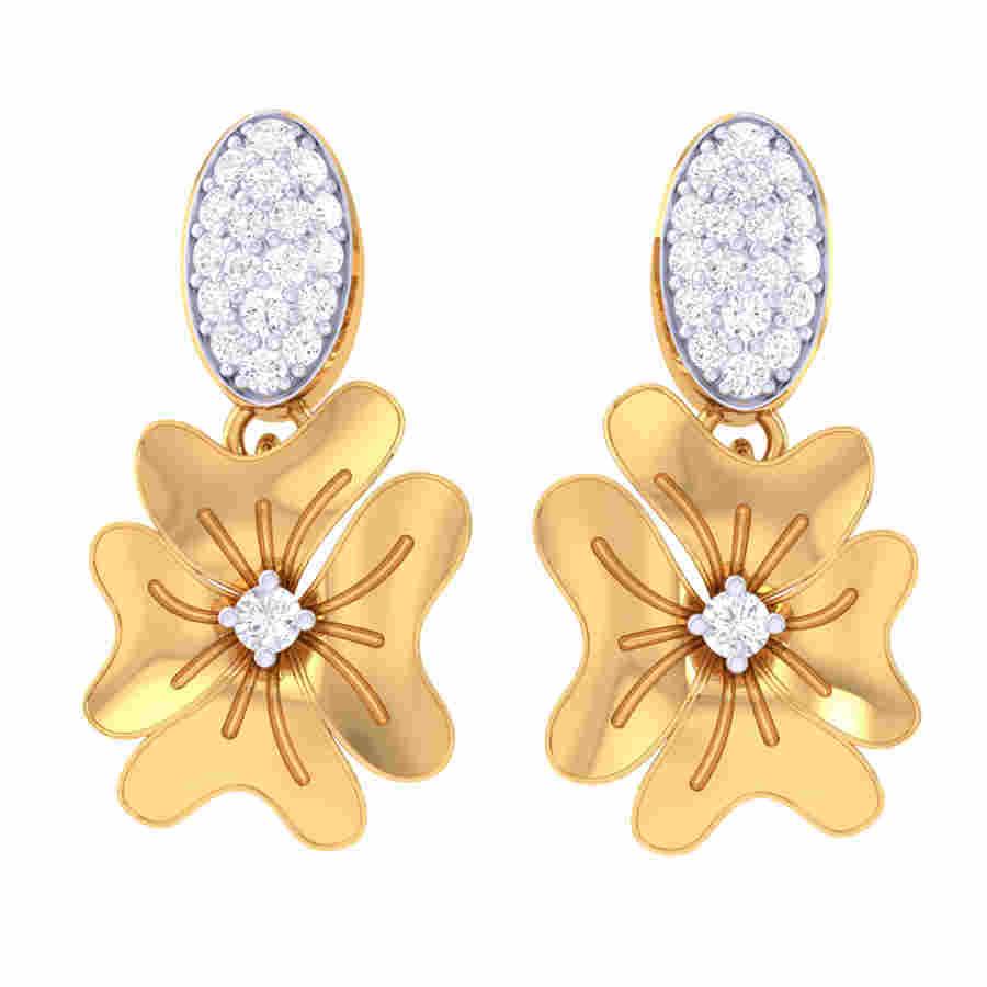 Belle Diamond Necklace Set