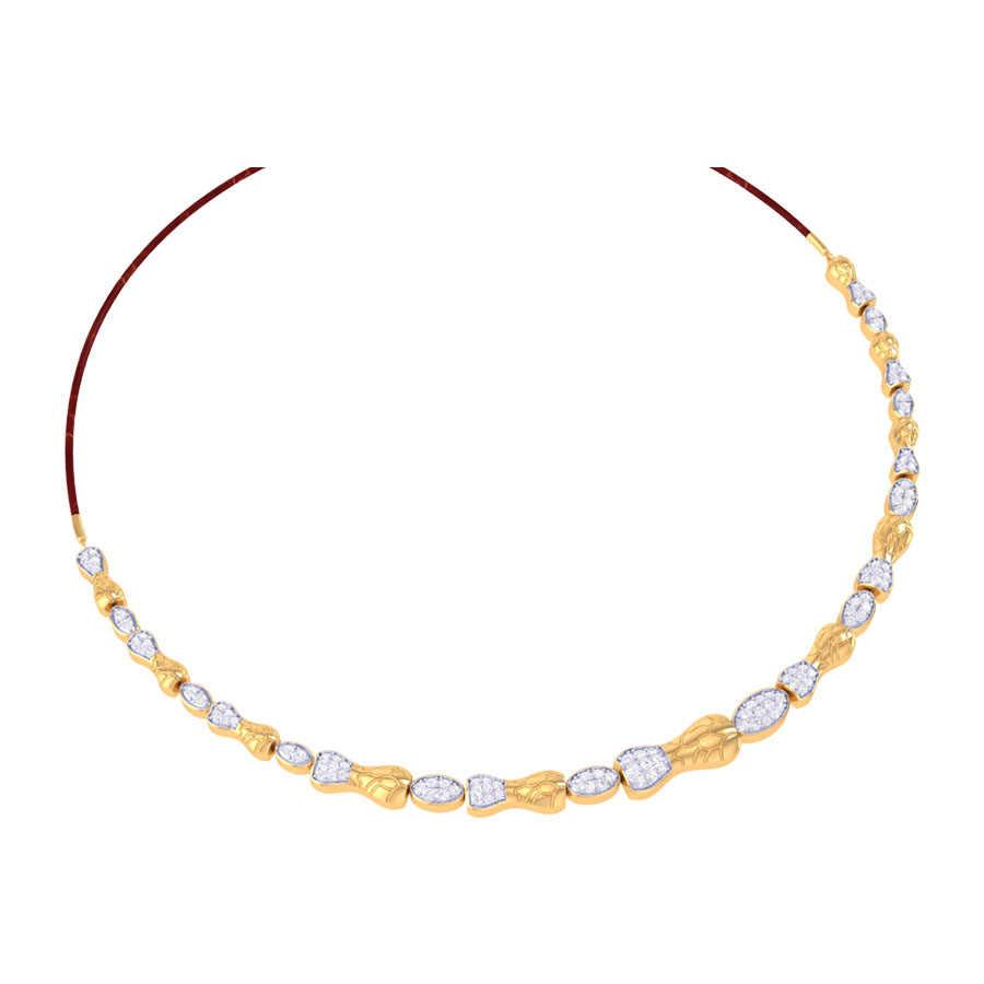 Betsy Diamond Neacklace Set