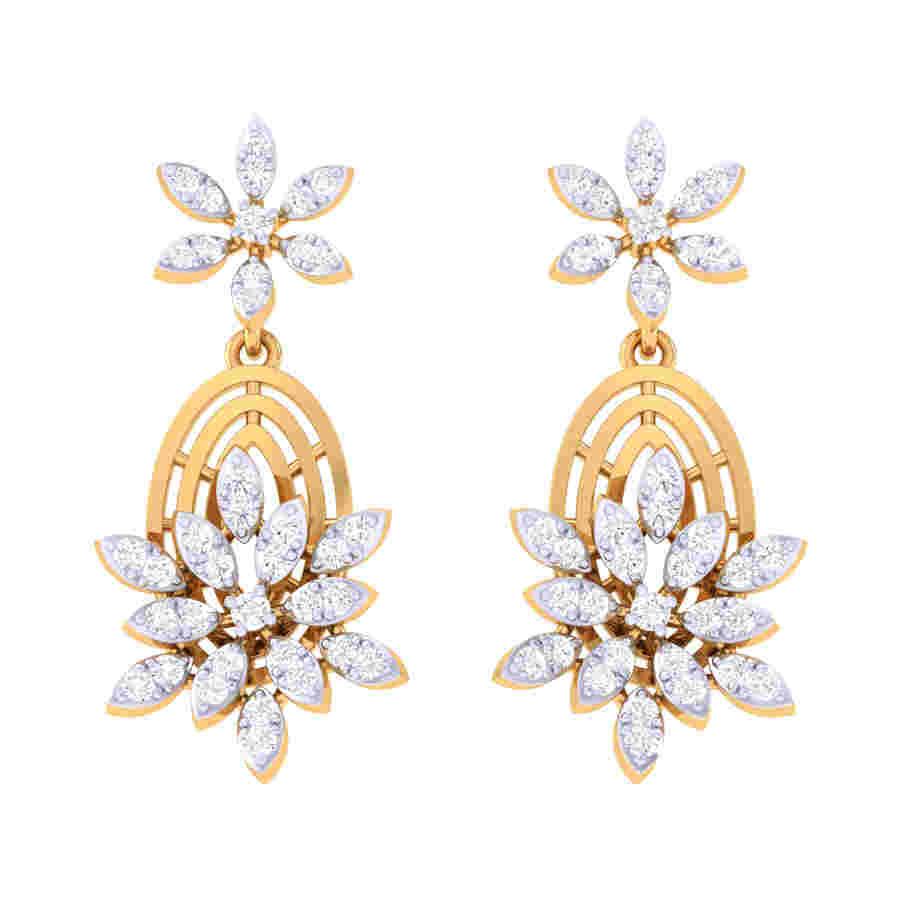 Kiara Diamond Neacklace Set