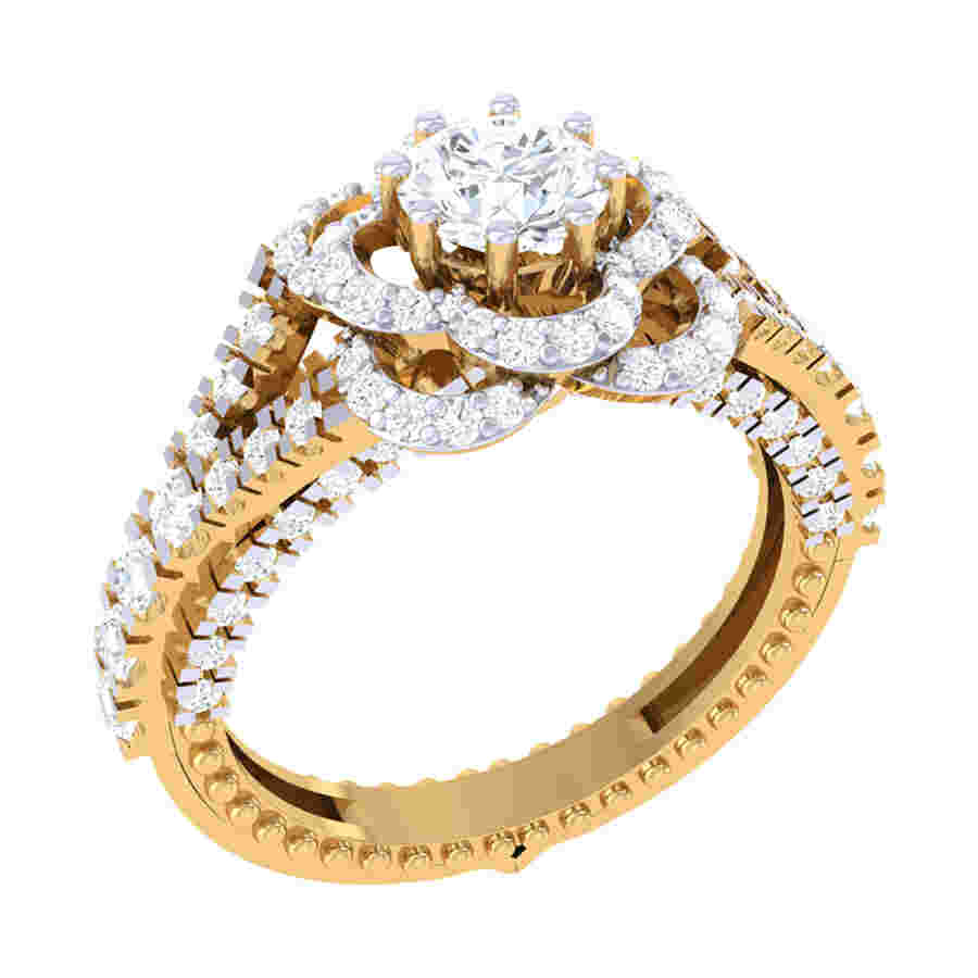 Mothers Diamond Ring