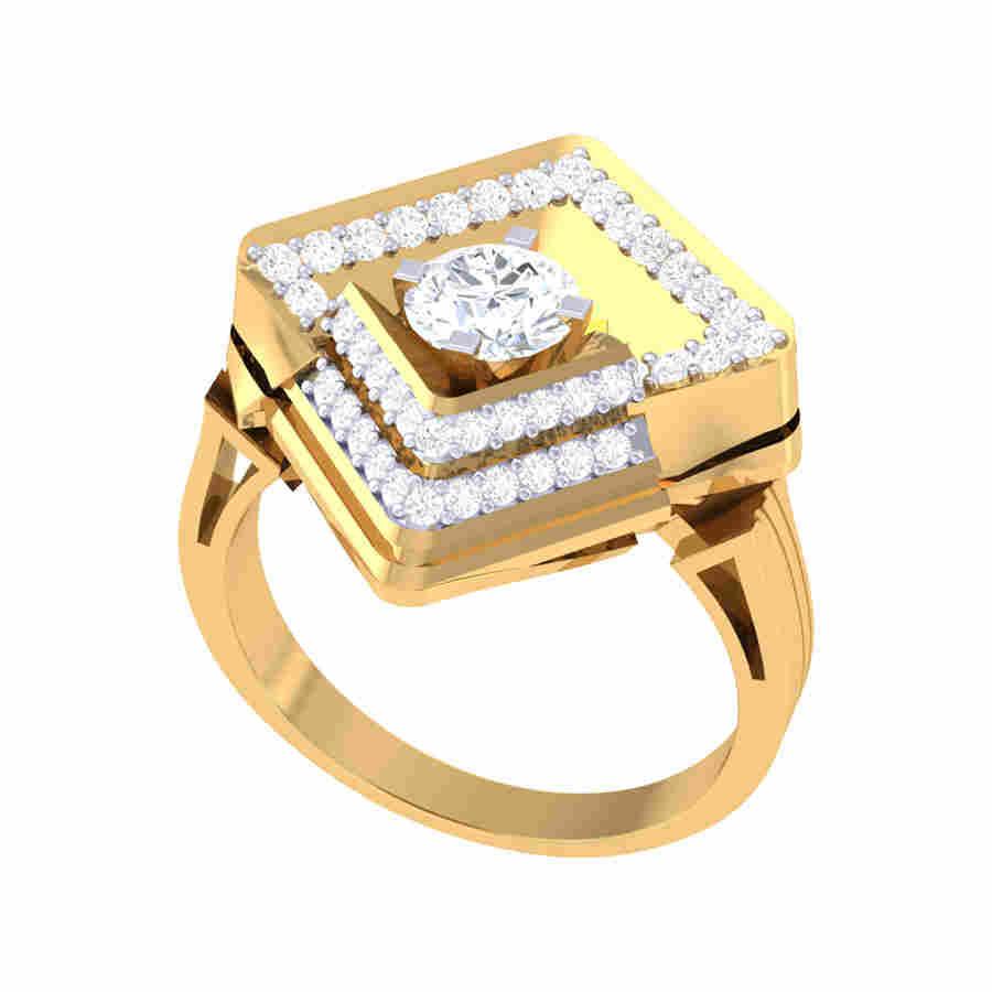 Pritty Diamond Ring