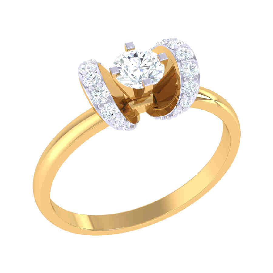 Proposal Diamond Ring