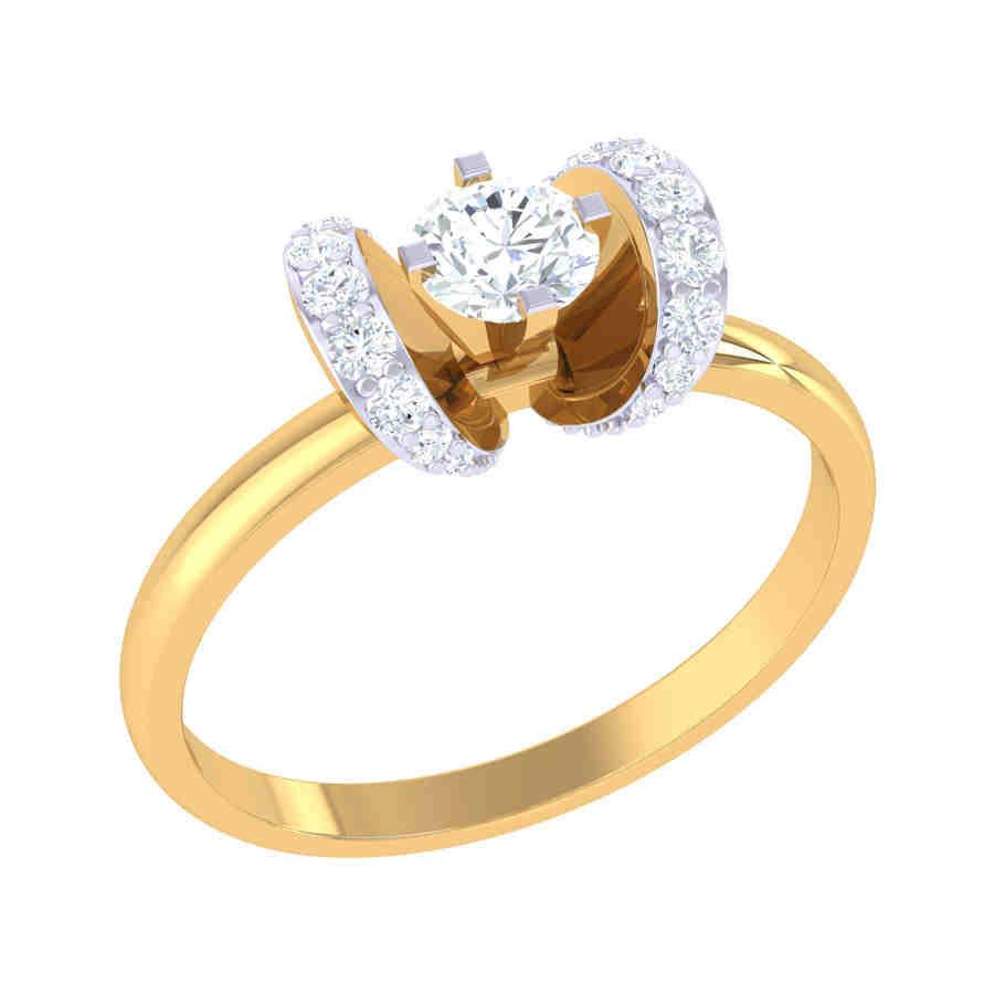 Proposal Diamond Ring