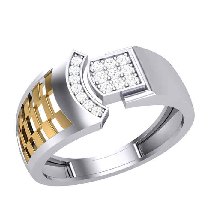 Stylish Look Gents Ring
