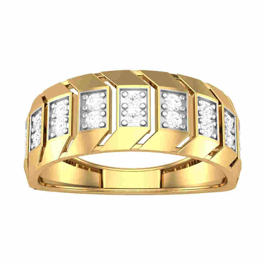 Reverent Luxary Gents Ring