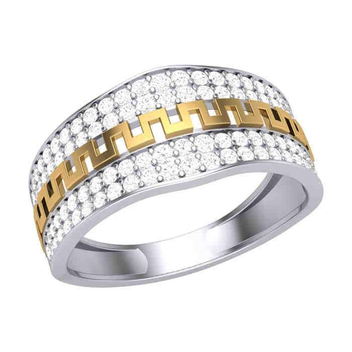 Devine Diamond Gents Ring
