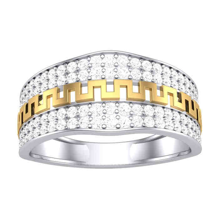 Devine Diamond Gents Ring