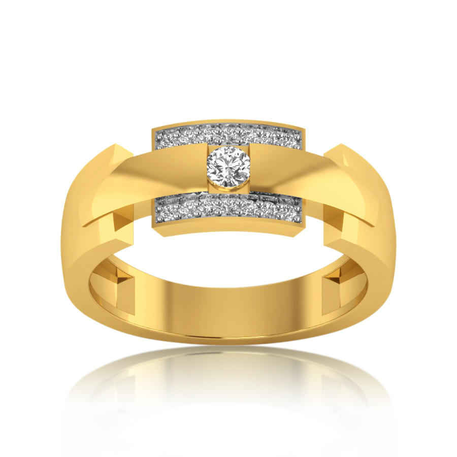Trendy n Stylish Diamond Ring