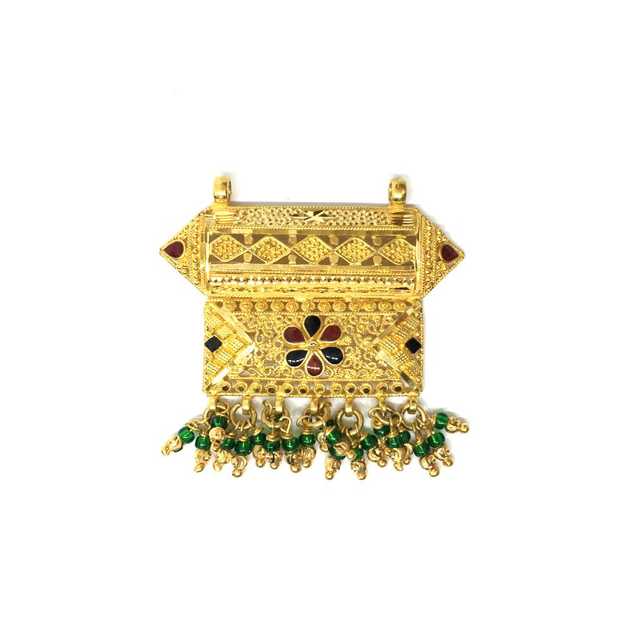 Demelza Gold Mangalsutra Penda