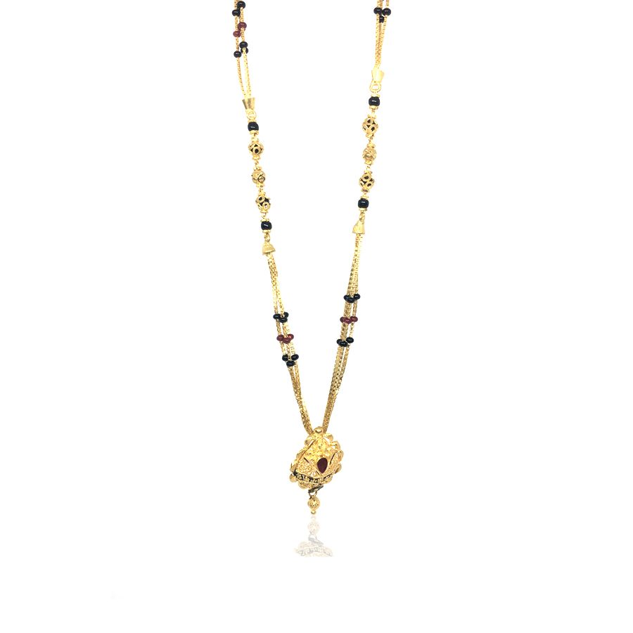 Candere Gold Mangalsutra