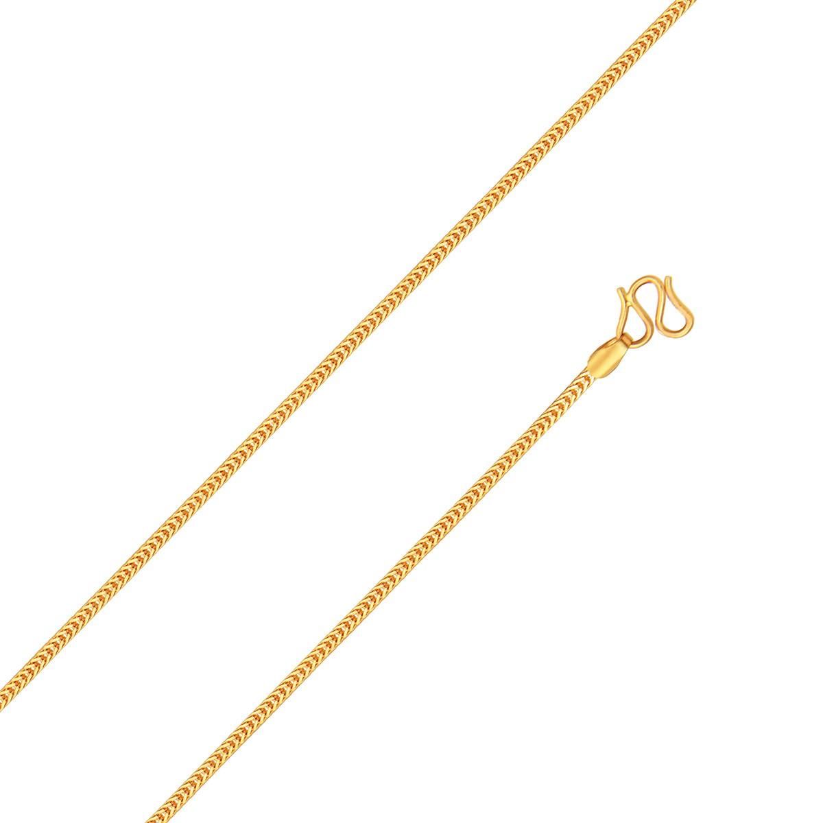 22k Yellow Gold Chain02