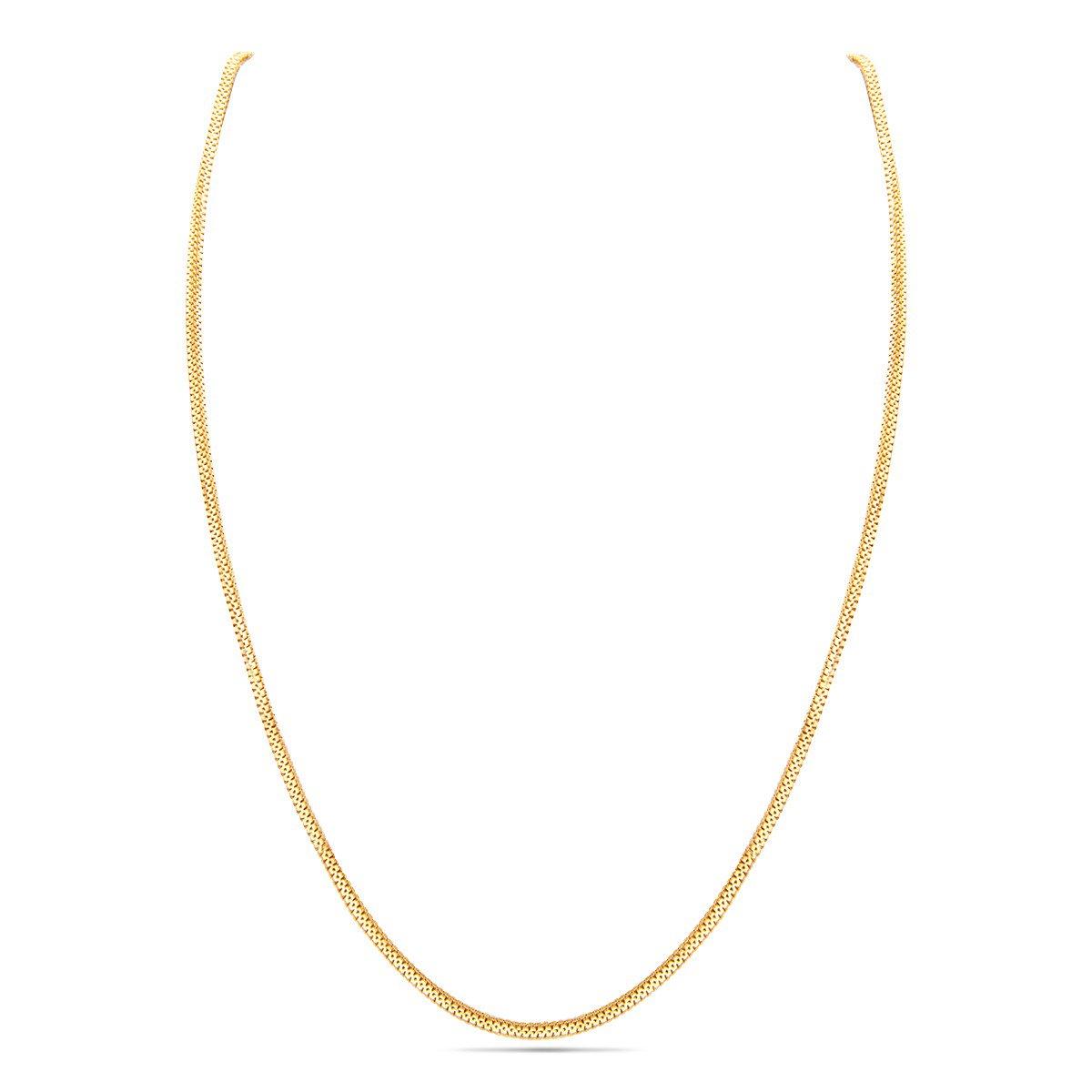 92bdf9db30206 Simple Gold Chain