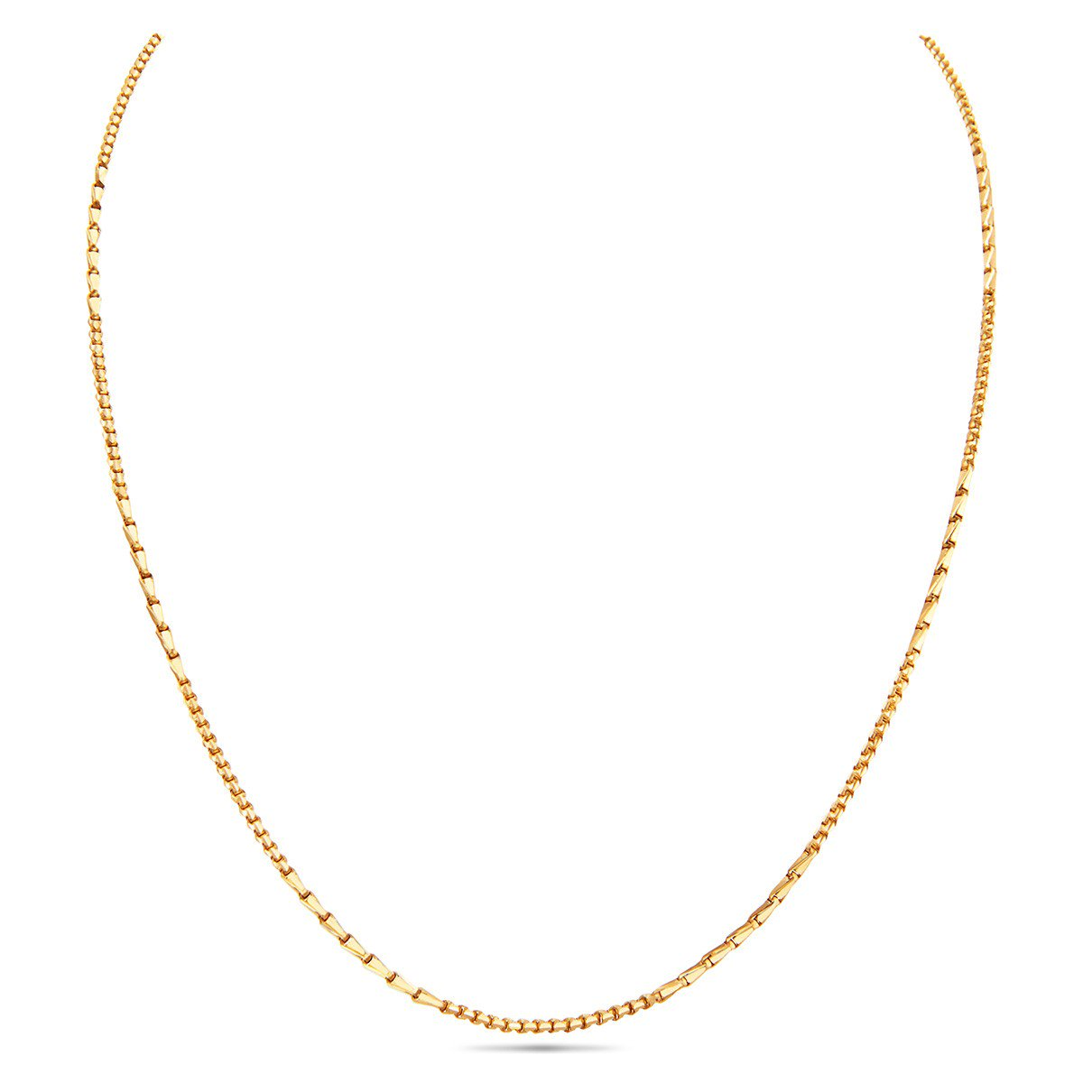 Two Tone Gold Chain