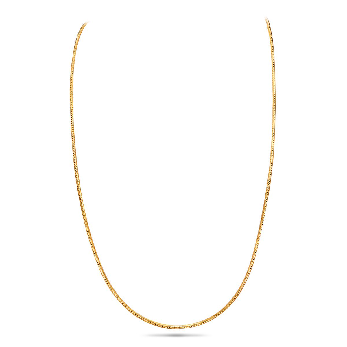 Foxtail Gold Chain