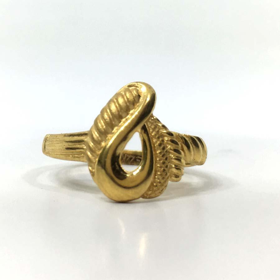 Fancy Ladies Gold Ring