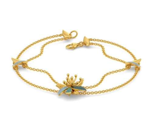 22k Yellow Gold  Bracelet101