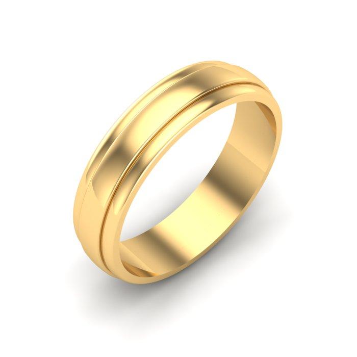 22KT Gold Ladies Ring