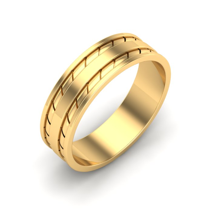 Pave Gold Ladies Ring