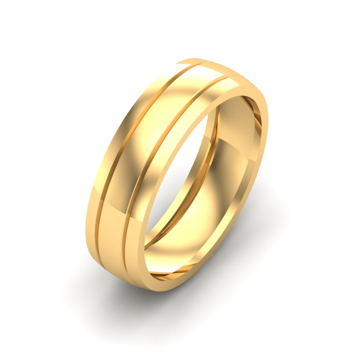 Daifilo Gold ring