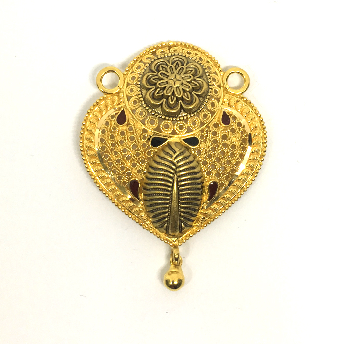 Mugdha Gold Mangalsutra Pendan