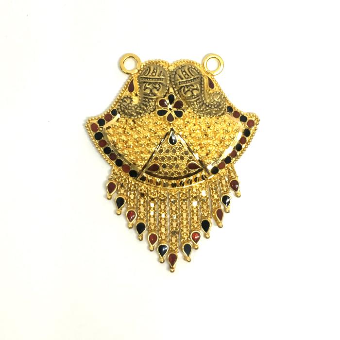 Kama Gold Mangalsutra Pendant