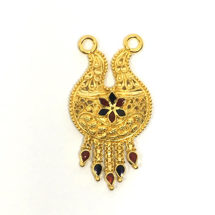 Harsha Gold Mangalsutra Pendan