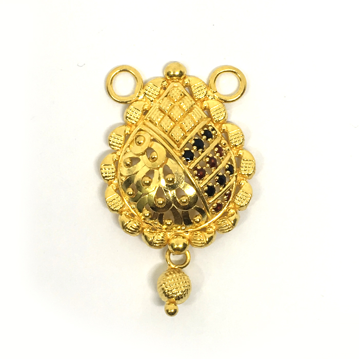Falguni Gold Mangalsutra Penda