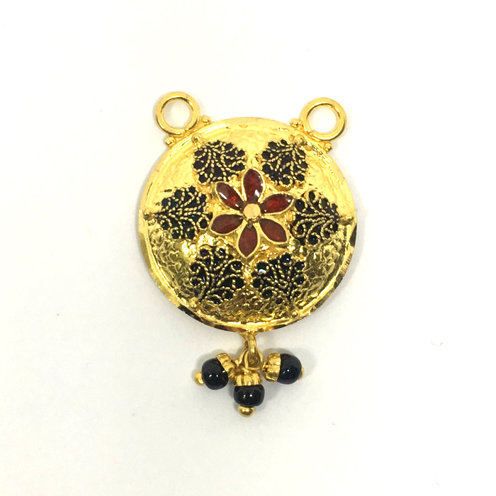 Madhuri Gold Mangalsutra Penda