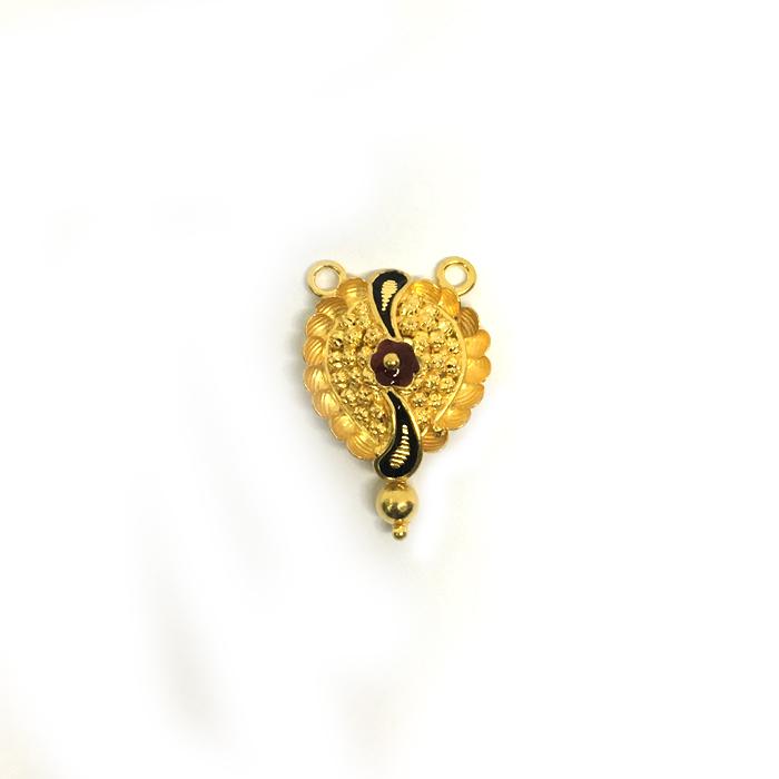 Divani Gold Mangalsutra Pendan