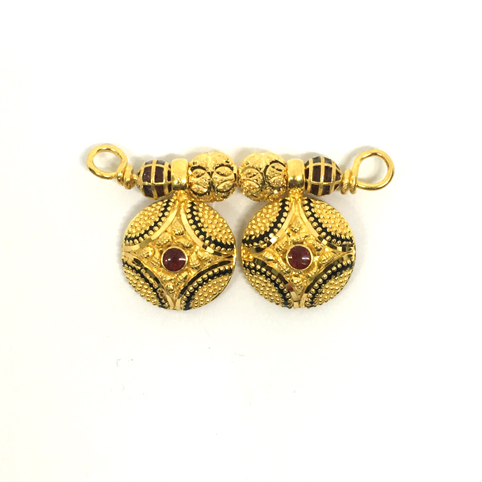 Wedding Gold Mangalsutra Penda