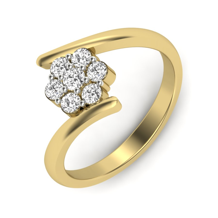Buy 190 Latest Diamond Rings Designs At Best Price