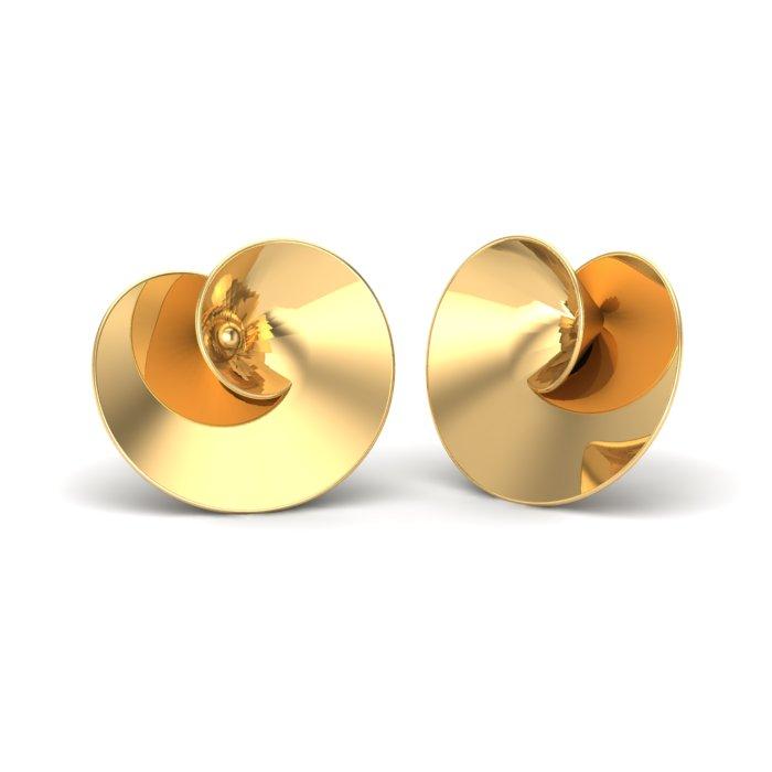 Bloom Stud Earring
