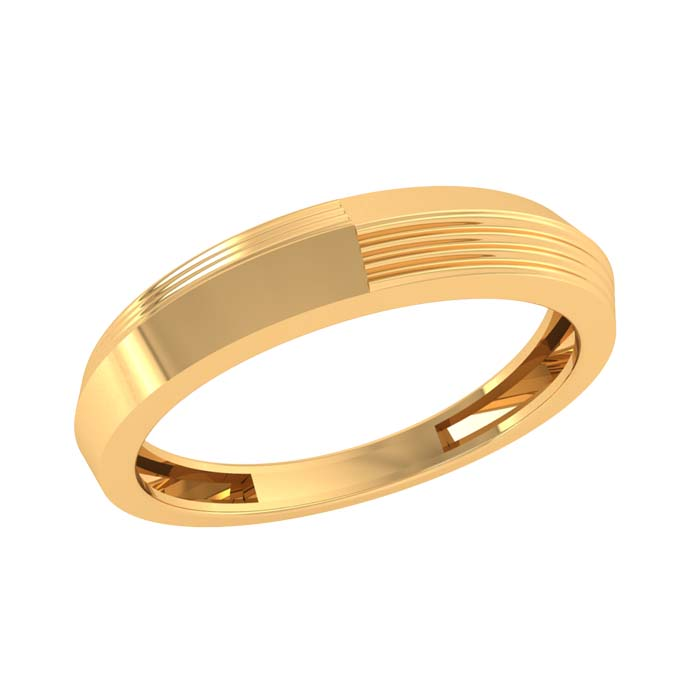 Daily Wear Gold Ring