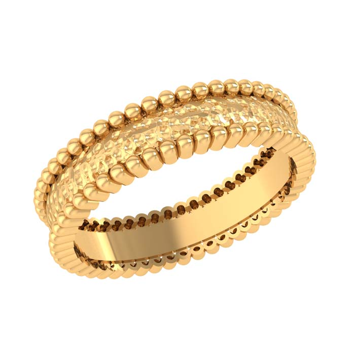 Chitrita Gold Ring